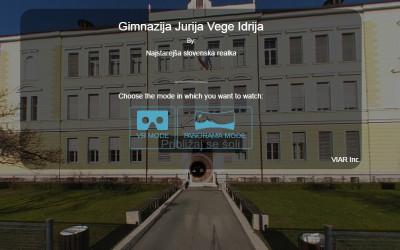 360° ogled naše šole
