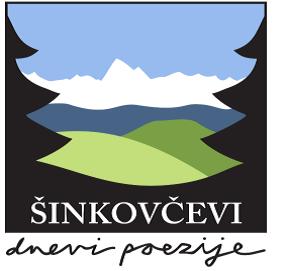 Pesniški natečaj – Šinkovčevi dnevi poezije