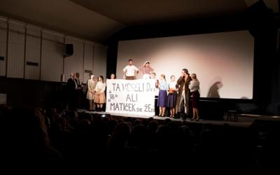 Vabilo Male gledališke šole