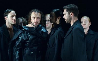 Prvi gledališki abonma: Disident Arnož in njegovi
