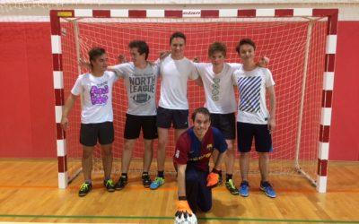 Šolski prvaki v nogometu so dijaki iz 3. A
