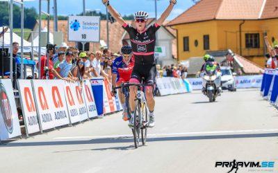 Anže Skok je postal državni prvak