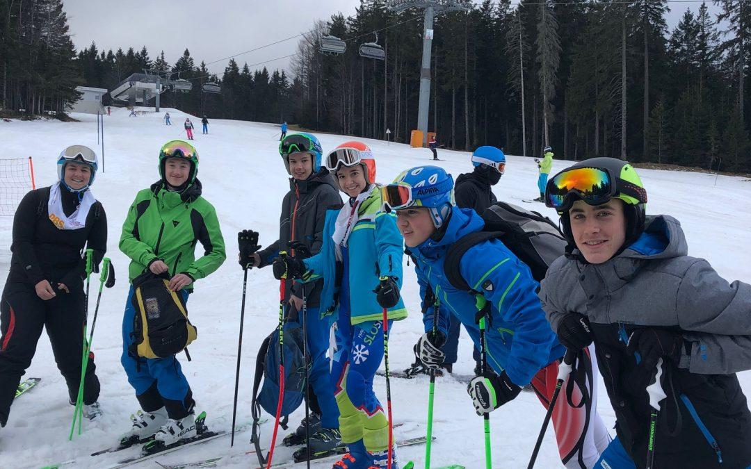 Državno prvenstvo v alpskem smučanju