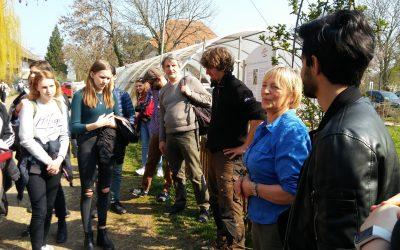 Erasmus+ projektno srečanje v Friedbergu, v Nemčiji
