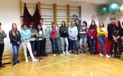 Obisk dijakov, tretješolcev, v Ciriusu Vipava