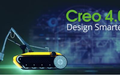 Krožek 3D modeliranje s Creo parametric