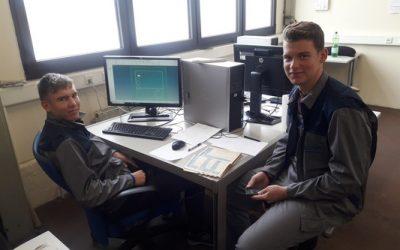 Praksa v Nemčiji v okviru programa Erasmus+ KA102