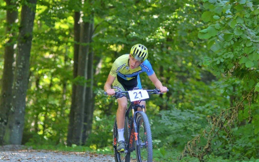 Državno prvenstvo kolesarjev v vzponu